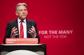 Richard Leonard MSP, Labour Party Conference, Brighton, 2019 - Jess Hurd - 23-09-2019