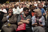 Labour Party Conference, Brighton, 2019 - Jess Hurd - 2010s,2019,Brexit,Brighton,Conference,conferences,delegate,delegates,EU,European Union,FEMALE,Labour Party,Labour Party Conference,Party,people,person,persons,pol,political,POLITICIAN,POLITICIANS,poli