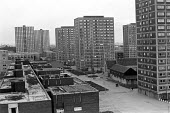 Council housing estate, Pendleton, Salford 1979 - Martin Mayer - 01-05-1979