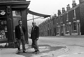 Immigrants, Rochdale, 1973 where they were subject to harassment - Martin Mayer - 24-08-1973