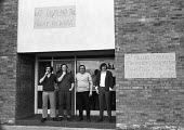 Workers occupy St Helens Plastics factory against closure, Lancashire, 1972 - NLA - 28-03-1972