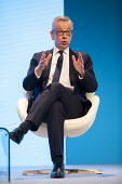 Michael Gove speaking Conservative Party Conference, Manchester, 2019 - Jess Hurd - 2010s,2019,Conference,conferences,Conservative,Conservative Party,Conservative Party Conference,conservatives,Manchester,Michael Gove,MP,MPs,Party,POL,political,politician,politicians,Politics,SPEAKER