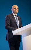 Sajid Javid speaking Conservative Party Conference, Manchester, 2019 - Jess Hurd - 30-09-2019