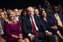 Boris Johnson Conservative Party Conference, Manchester, 2019 - Jess Hurd - 2010s,2019,Boris Johnson,Conference,conferences,Conservative,Conservative Party,Conservative Party Conference,conservatives,Manchester,MP,MPs,Party,POL,political,politician,politicians,Politics
