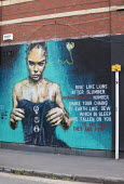 Mural by Guy Denning, UPFEST 2018, Street Art and Graffiti Festival, Bristol. Rise like lions after slumber in unvanquishable number shake your chains to earth like dew which in sleep have fallen on y... - Paul Box - 2010s,2018,art,artwork,artworks,asleep,Bristol,fallen,FEMALE,Festival,FESTIVALS,freedom,graffiti,massacre,mural,murals,Painting,paintings,PEOPLE,person,persons,sleep,SLEEPING,Street,street art,style,w