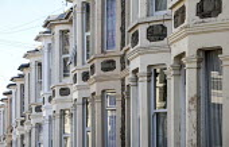 Terrace period housing, Bristol - Paul Box - 2010s,2018,Bristol,housing,Terrace,Terraced,Terraces