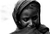 Famine, Ethiopia, 1984, mother grieving for her dead child, Bati Relief Centre - Masanori Kobayashi - 1980s,1984,adult,adults,africa,African,Africans,child,CHILDHOOD,children,cry,crying,dead,death,deaths,developing world,dia,died,disaster,DISASTERS,emotion,emotional,emotions,ethiopia,Ethiopian,ethiopi