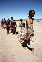 1980 Famine in Africa