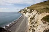 South West Coast Footpath, the 554 ft cliffs of White Nothe, Dorset - David Mansell - 25-10-2015