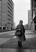 High rise council housing, Lambeth, London 1972 - NLA - 16-12-1972