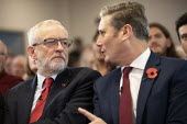 Jeremy Corbyn and Keir Starmer, Brexit speech, Harlow, Essex - Jess Hurd - 2010s,2019,Brexit,campaign,campaigning,CAMPAIGNS,DEMOCRACY,ELECTION,elections,Essex,general,General Election,Harlow,Jeremy Corbyn,Keir Starmer,Labour Party,MP,MPs,POL,political,politician,politicians,