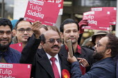 Labour Friends of Bangladesh supporting Tulip Siddiq, Labour Party PPC for Hampstead and Kilburn, London - Philip Wolmuth - 2010s,2019,Asian,Asians,BAME,BAMEs,Bangladesh,Black,BME,bmes,campaign,campaigning,CAMPAIGNS,CANVASING,canvassing,democracy,diversity,ELECTION,elections,ethnic,ethnicity,Friends,General Election,Labour