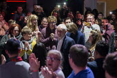 Jeremy Corbyn, Labour Youth Manifesto launch rally Loughborough - John Harris - 23-11-2019