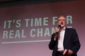 Jeremy Corbyn, Labour Youth Manifesto launch rally Loughborough - John Harris - 2010s,2019,campaign,campaigning,CAMPAIGNS,DEMOCRACY,ELECTION,elections,General Election,Labour Party,launch,Manifesto,people,person,persons,POL,political,POLITICIAN,POLITICIANS,Politics,rallies,rally,