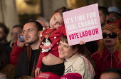 Labour supporters, General election rally, Hoxton Docks, Hackney, East London - Jess Hurd - 2010s,2019,adult,adults,audience,AUDIENCES,campaign,campaigning,CAMPAIGNS,child,CHILDHOOD,children,DEMOCRACY,DOCK,Docks,East London,election,elections,eve of poll,female,females,General Election,girl,