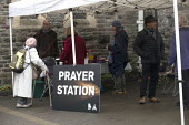 B & A church, Prayer Station, Bristol - Paul Box - 2010s,2019,Belief,christian,christianity,christians,church,churches,cities,City,communicating,communication,conviction,faith,GOD,LIFE,monotheistic,PEOPLE,PRAY,Prayer,PRAYING,Religion,religions,RELIGIO