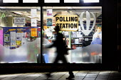 Bishopston library, Polling Station, Bristol - Paul Box - 12-12-2019