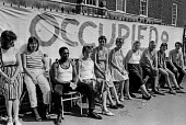 Occupation of South London Women's Hospital 1984 against closure by Wandsworth Health Authority - NLA - 1980s,1984,activist,activists,against,CAMPAIGN,campaigner,campaigners,CAMPAIGNING,CAMPAIGNS,CLOSED,closing,closure,closures,COHSE,cuts,DEMONSTRATING,Demonstration,DEMONSTRATIONS,FEMALE,Health,Health W
