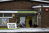 Polling station, Leamington Spa, Warwickshire - John Harris - 12-12-2019