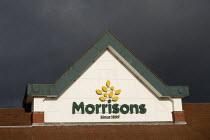 Morrisons supermarket, Stratford upon Avon, Warwickshire - John Harris - 09-01-2020
