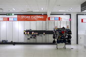 Debenhams store closing down sale, last day, The Fort Shopping Centre, Birmingham - John Harris - 2020,2020s,Birmingham,clearance,CLEARENCE,clearing,close,closed,closing,closure,closures,DOWNTURN,EBF,Economic,Economy,outlet,outlets,rail,rails,recession,recessions,retail,RETAILER,RETAILERS,RETAILIN