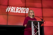Rebecca Long-Bailey launching her Labour Party leadership campaign, The Science and Industry Museum, Manchester - Paul Herrmann - 2020,2020s,campaign,campaigning,CAMPAIGNS,candidate,candidates,FEMALE,Labour Party,launch,launching,Manchester,MP,MPs,Museum,MUSEUMS,Party,people,person,persons,POL,political,politician,politicians,Po