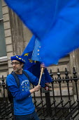 Remainers, Brexit Day, Westminster, London - Jess Hurd - 2020,2020s,activist,activists,against,Brexit,Brexit Day,CAMPAIGNING,CAMPAIGNS,DEMONSTRATING,demonstration,EU,European Union,flag,flags,Independence,London,nationalism,nationalist,nationalists,Protest,
