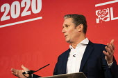 Keir Starmer speaking Labour Leadership Hustings, hosted by Co-coperative Party, Business Design Centre, North London. - Jess Hurd - 2020,2020s,Business,Co-coperative Party,Design,husting,hustings,Keir Starmer,Labour Party,leader,Leadership,London,MP,MPs,Party,POL,political,politician,politicians,Politics,SPEAKER,SPEAKERS,speaking,