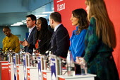 Dawn Butler speaking Labour Deputy Leadership Hustings, hosted by Co-coperative Party, Business Design Centre, North London. - Jess Hurd - 16-02-2020