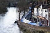 Flood defences, Ironbridge, Shropshire - John Harris - 23-02-2020