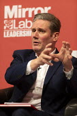 Keir Starmer speaking Labour Leader Hustings, Dudley - John Harris - 08-03-2020