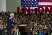 Detroit, Michigan, USA, Bernie Sanders presidential campaign rally - Jim West - 06-03-2020