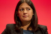 Lisa Nandy MP speaking at Labour Party Conference Brighton. - Jess Hurd - 29-09-2015