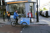 Mobile Window cleaner, Bike Bubl, Putney, London - Duncan Phillips - 17-03-2020