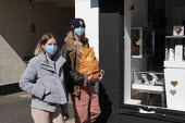 Coronavirus pandemic, shopping for essential items, Wandsworth, London - Duncan Phillips - 25-03-2020
