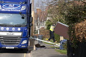 Removal company moving house despite lockdown, Stratford Upon Avon, Warwickshire. - John Harris - 27-03-2020
