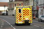 Coronavirus Pandemic. Ambulance Bristol - Sam Morgan Moore - 27-01-2020