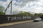 Tories Did This, graffiti, East London. - Jess Hurd - austerity,Corona,Coronavirus,Covid 19,cuts,East London,graffiti,HEA Health,Healthcare,NATIONAL HEALTH SERVICE,NHS,PUBLIC SERVICES,SERVICE,services,Tories Did This,virus