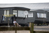 Migrant workers accommodation, Sandfields Farm, Luddington, Warwickshire - John Harris - 26-06-2020