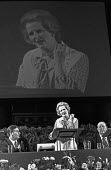 Margaret Thatcher speaking 1976, Institute of Directors Annual Convention, London - Martin Mayer - 11-11-1976