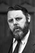 Terry Waite, Lambeth Palace, London 1985. Humanitarian and author. Assistant for Anglican Communion Affairs for the Archbishop of Canterbury - NLA - 08-02-1985