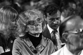 Dowager Lady Birdwood, 1979 Conservative Party Conference, Blackpool. A far fight activist with links to the National Front - NLA - 11-10-1979