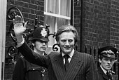 Michael Heseltine arriving at 10 Downing Street, London, 1979 after the Conservative Party victory in the general election - Peter Arkell - 08-05-1979