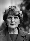 Mrs McElwee 1981 the mother of hunger striker Thomas McElwee, who died 2 weeks later, London - Peter Arkell - 21-07-1981