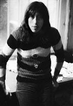 Richard Neville editor of Oz Magazine London 1971 - Chris Davies - 17-01-1971