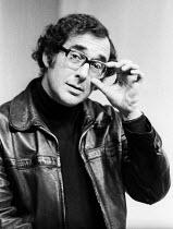 Playwright Harold Pinter London 1978 - John Sturrock - 09-11-1978