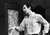 Robert Kidd directing Marya by Isaac Babel, 1967, Royal Court Theatre, London, on the 50th anniversary of the Russian Revolution. The play is about the sordid underbelly of Soviet Union during the Rus... - Patrick Eagar - 14-10-1967