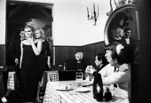Diners at a West End restaurant London 1961 - Romano Cagnoni - 18-11-1961