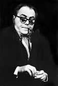 Max Frisch writer of The Fire Raisers and Andorra, 1961. Swiss playwright and novelist - Romano Cagnoni - 20-12-1961