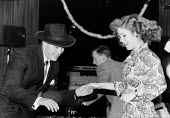1940s dancing, Fortissimo Club, Notre Dame Hall, Leicester Place, London - Melanie Friend - 15-12-1990